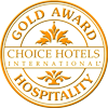 2010 Choice Hotels Gold Award Winning Hotel